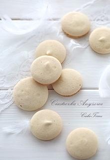 Ciasteczka anyżowe -Anyżki