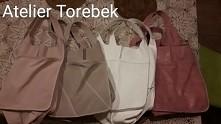 Worki skóra naturalna pracownia kaletnicza Fb/ Atelier Torebek wysyłka 24h