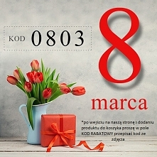 Promocja ! Rabat -5% na każdy zegarek zakupiony na naszej stronie ! zegarki-edwa.pl  Na dzień kobiet i nie tylko !