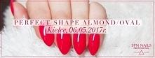 Serdecznie zapraszamy na warsztaty SPN Nails Perfect Shape Almond/Oval. ktore...
