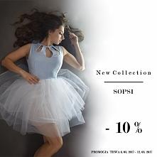 Promocja! Z okazji otwarcia SOPSI  -10% na sukienkę z łezkami!  Promocja trwa...