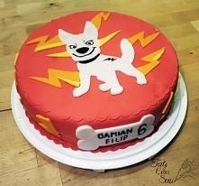 Pieskowy tort