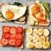 Zdrowe i kolorowe posiłki od razu zachęcają do konsumpcji. Aż narobiłam sobie smaka, haha.