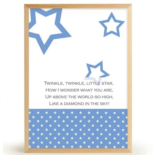 Plakat TWINKLE TWINKLE