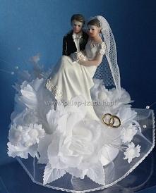 figurka na tort, wesele