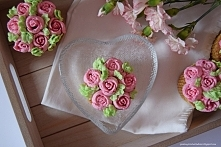 Babeczki róże