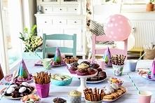 Przyjęcie urodzinowe dla dz...