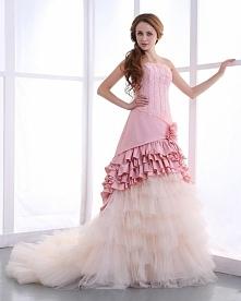 db5664f2fc Frezowanie Falbany Z Tafty Zamiatac Syrenka Suknie Balowe Sukienki Na Bal  Gimnazjalny