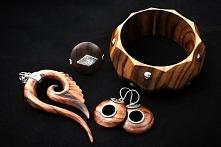 Biżuteria drewniana – niepowtarzalny styl efektownych dodatków z drewna