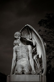 Śmierć tez potrafi mieć uczucia.