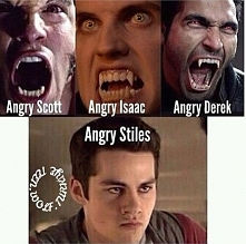 Angry Stiles ;D