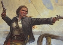 Morska Królowa Connaught miała iście ognistą krew! Prawdziwa kobieta-piratk, która miała pod obcasem całą flotę mężczyzn! Kobitki, bierzcie przykład!