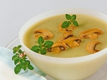 """Zupa pieczarkowa ( krem ): przepis na blogu: ,, Kuchnia Wg. Kacpra """", na..."""
