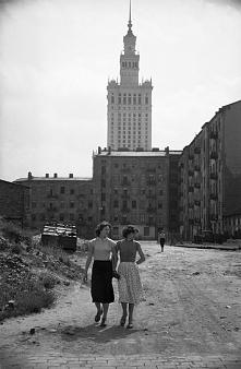 Warszawa (Warsaw) - 1956 r.