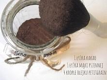 Banalnie prosty przepis na suchy szampon :) Wizualnie zwiększa objętość włosó...