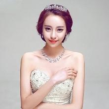Biżuteria Ślubna Tiara Rhin...