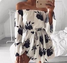 Śliczna sukienka :)