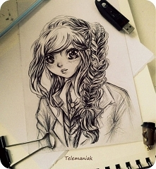 hairstyle ink