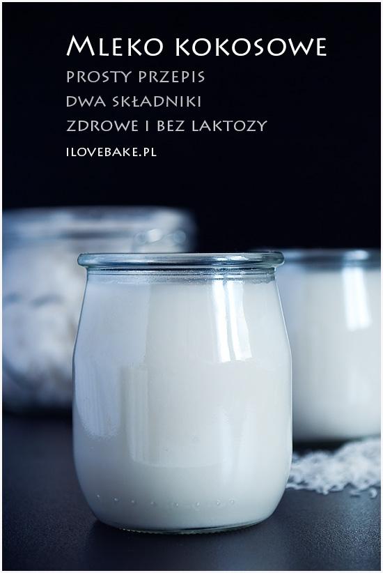 Mleko kokosowe przepis