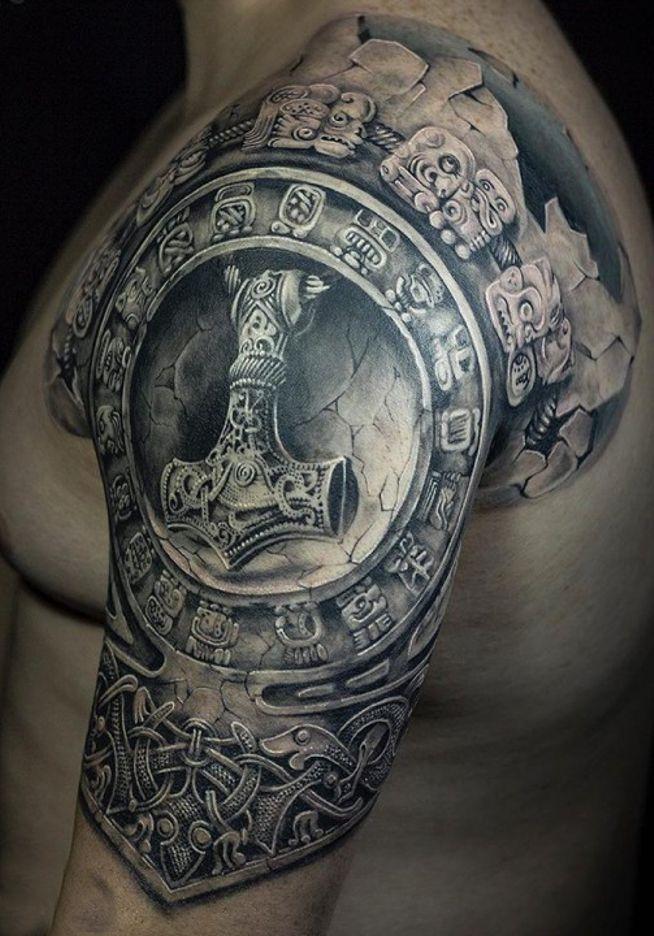 Celtyckie Tatuaże Na Tatuaże Zszywkapl