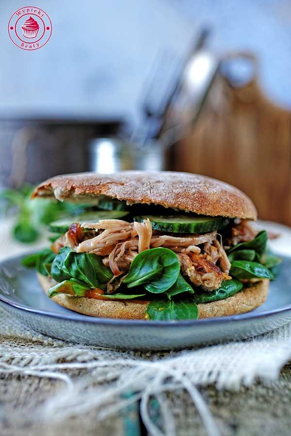 Pulled pork, czyli wieprzowina szarpana - Wypieki Beaty