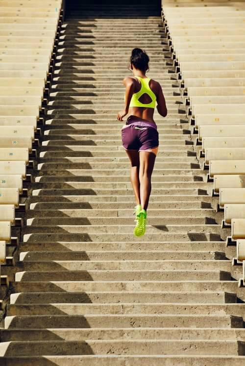 Siła autosugestii jest wielka. Powtarzam sobie, że bieganie jest ok i też dam radę biegać:) Na początek krótkie dystanse i marszobieg co by płuca zostały na swoim miejscu:)