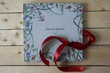 Wiosenna księga gości wesel...