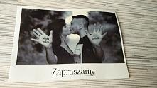 Nasze zaproszenie ślubne front :)