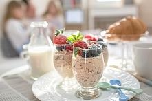 Pomysł na śniadanie: Owsian...