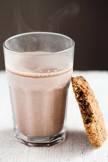 Owsiano-gryczane ciastka z czekoladą, bez glutenu