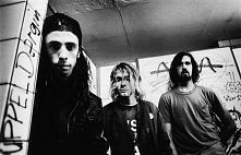 Kurt Cobain,David Grohl,Krist Novoselic, NIRVANA.