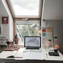 idealne miejsce do pracy