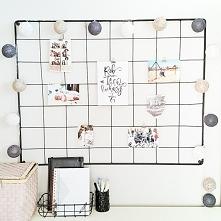 Domowe biuro zorganizowane przez panią Pozytywny Plan <3  FB: Nasze Domowe Pielesze IG: domowe.pielesze