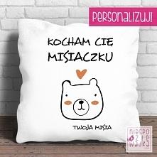 """Poduszkowiec """"Kocham C..."""