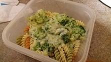 I lunch box na jutro gotowy...