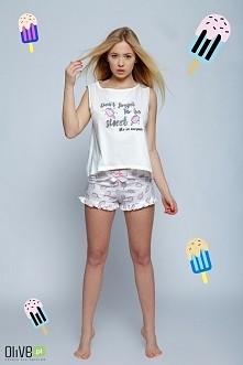 Sensis słynie z uroczych i dziewczęcych piżamek. Oto kolejna nowość, która zdecydowanie to potwierdza!
