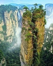 Góry Tianzi - Chiny :)