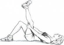 Ćwiczenia na bóle pleców :)