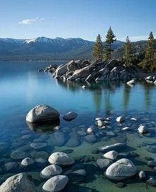 Jezioro Tahoe, USA