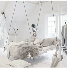 A co powiecie na takie łóżko? ;D
