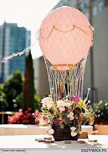 Kwiatowy balon ~~O
