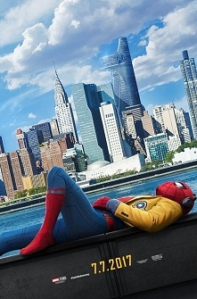 Ekscytacja na najwyższym poziomie, czyli Spiderman: Homecoming. :O