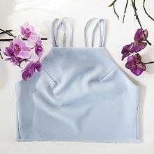 Szukasz bluzeczki pastelowej na Wiosnę? Znajdziesz ją już teraz na www. sopsi.com.pl w promocyjnej cenie 59,00 zł. SOPSI