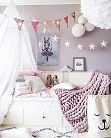 pokoj dla dziewczynki ♡