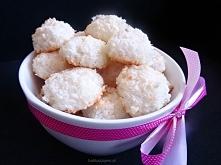 Fit kokosanki-szybkie, proste i smaczne.