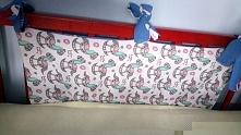 ochraniacz do łóżeczka :-)