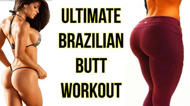 | 4 Brazilian Butt Lift Workout | The Ultimate Brazilian Booty Workout! | Femniqe  Link w komentarzu ↓↓