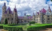 Pałac w Mosznej - Polski Di...
