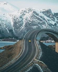Droga Atlantycka w Norwegii :)