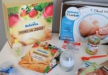 Bezpłatne próbki dla niemowląt, linki ze stronami po kliknięciu w zdjęcie